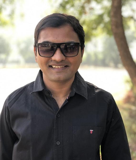 Dharsan Pandya